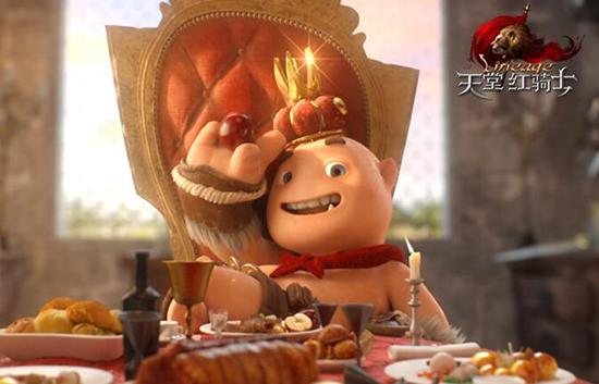 《天堂:红骑士》游戏简介